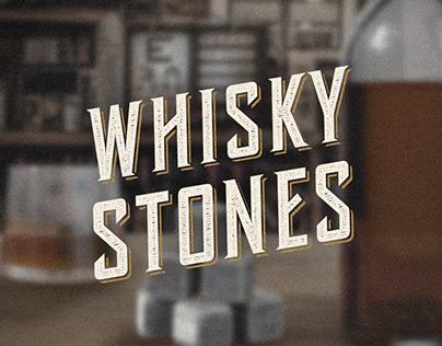 Whisky stones