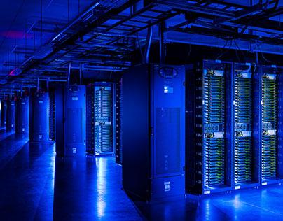 Facebook Data Center, Prineville Oregon