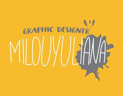 Graphic designer identity