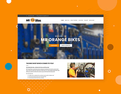 Mr Orange Bikes - 2017