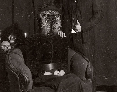 Victorian abobination