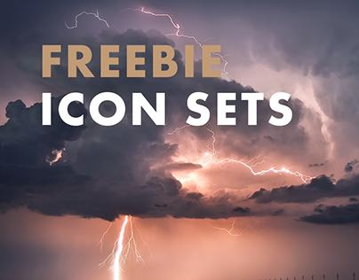 Weather icon - Freebie icon sets