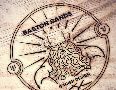 Visual Identity for Baston Bands