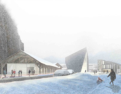 EUROPAN 13 - Between Fjords. Сompetition Entry