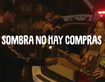 SIN SOMBRA NO HAY COMPRAS
