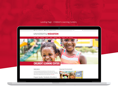 Landing Page - Children's Learning Centers