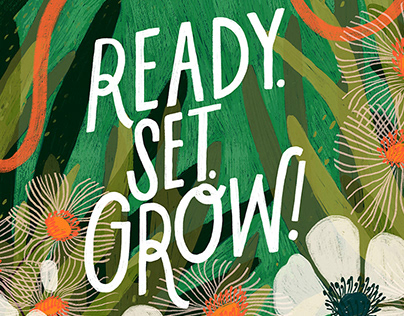 Ready. Set. Grow!