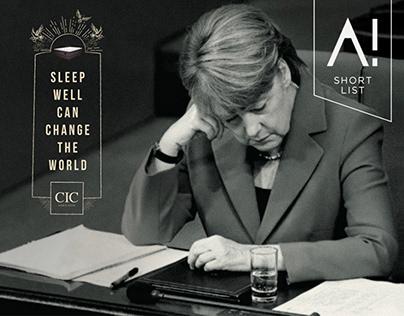 Sleep Well can Change the World - CIC