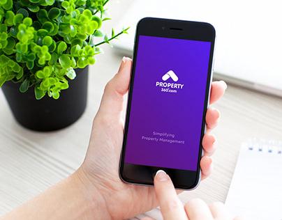 Logo Design- Property Application