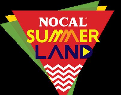 NOCAL SUMMERLAND 1st Edition (summer 2017)