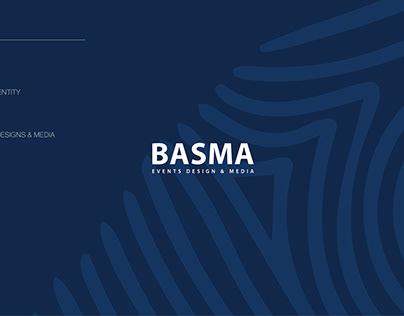 BASMA NEW LOGO EVENTS&MEDIA AGENCY EGYPT