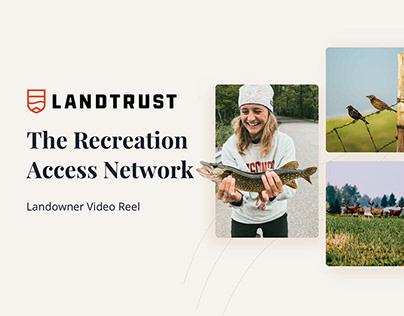 LandTrust Landowner Video Reel