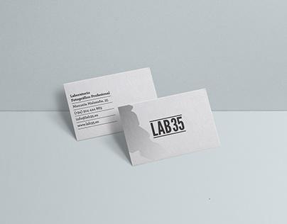 Lab35 Identity