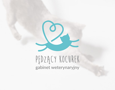 Veterinary cabinet  in sosnowiec LOGOTYPE