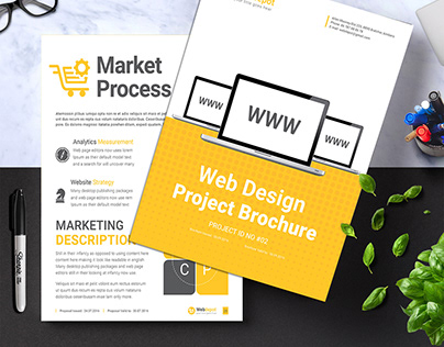 Web Design Brochure