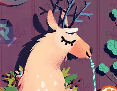 Carte Noël | animation