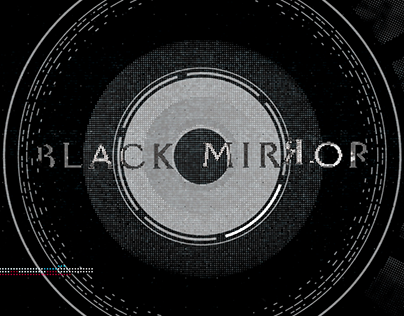BLACK MIRROR | Title design