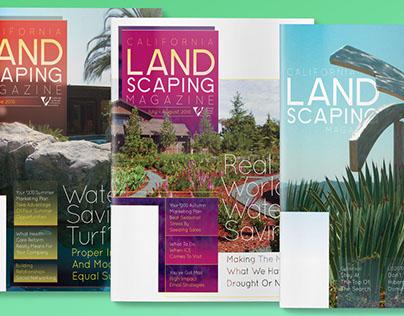 California Landscaping Magazine