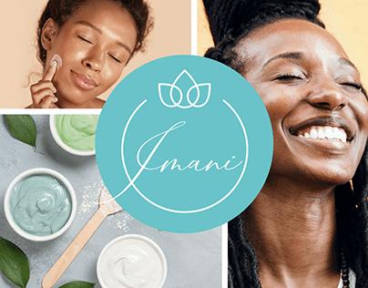 Imani Beauty Rebranding