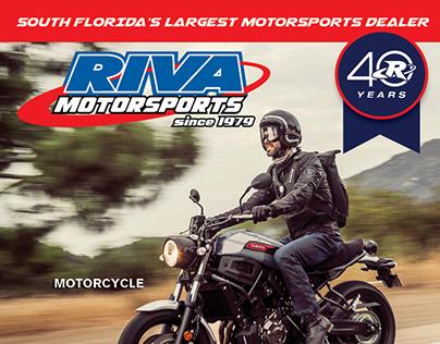 Motorsports Graphic Design Examples
