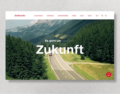 Saubermacher - Website