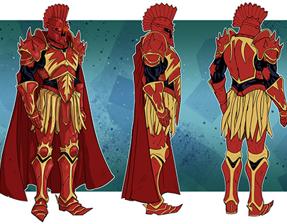 """Sentinels of Earth Prime"" RPG - Model Sheets"