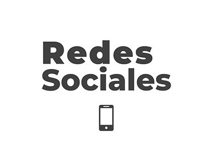 Redes Sociales · Social Media