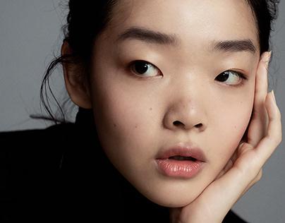 Portrait of Mei