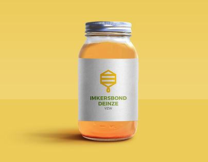 Branding Imkersbond Deinze