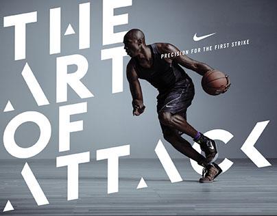 Kobe X — The Art of Attack