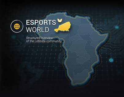 Lobbsta: Esports Platform Design