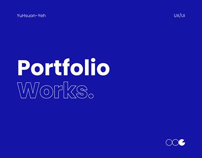 個人作品集 Portfolio | UX/UI Design