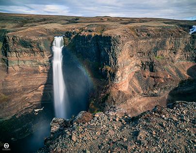 HÁIFOSS - Iceland 2019