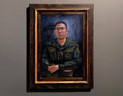 Portrait of No.080