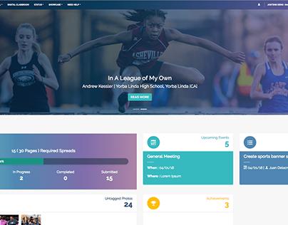 Yearbook Avenue Website Redesign