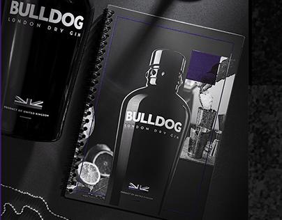 BULLDOG cocktail book