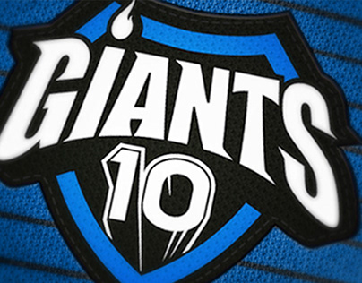 Giants 2018 Apparel
