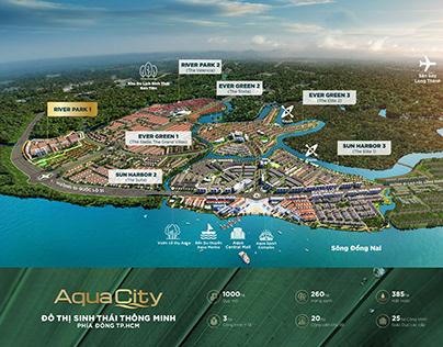 Aqua City thông tin và giá bán năm 2020