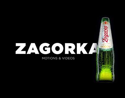 Zagorka Motions & Animations