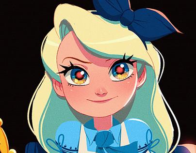 Alice - Redesign