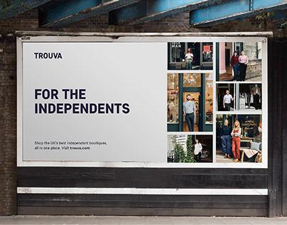 Trouva — Visual Identity