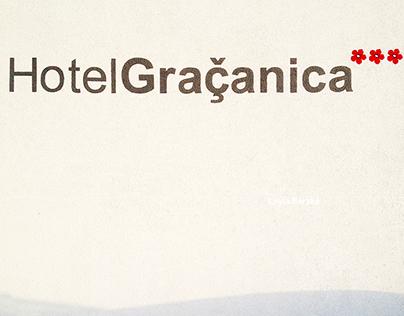 Hotel Gracanica, Kosovo