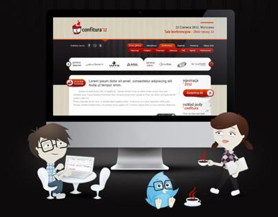 Confitura Conference Website