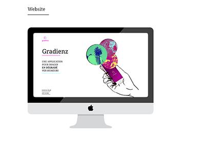 Gradienz_site internet