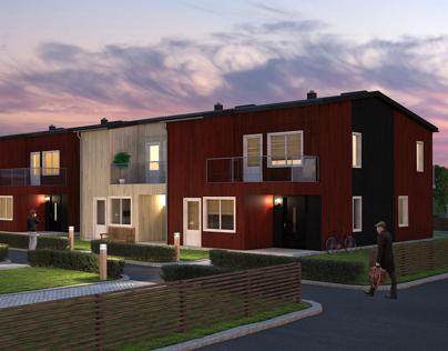 Swedish Family Homes