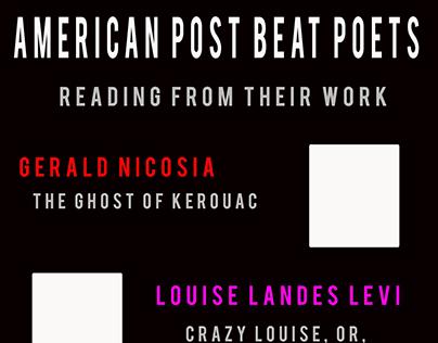 American Post Beat Poets