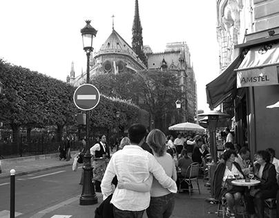 Paris; the Notre Dame Project