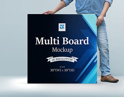 Multi-board Mock-up v2