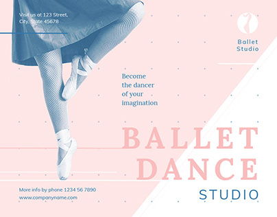 Ballet Studio | Modern and Creative Templates Suite