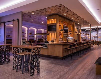 The Sheridan Bar, Shannon Airport